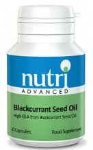 Blackcurrant Seed Oil (High GLA) 60 Capsules